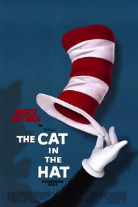 Dr. Seuss' The Cat in the Hat - 11 x 17 Movie Poster - Style A