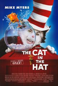 Dr. Seuss' The Cat in the Hat - 11 x 17 Movie Poster - Style B