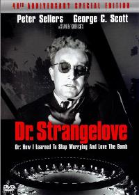 Dr. Strangelove or: How I Learned to Stop Worrying and Love the Bomb - 27 x 40 Movie Poster - Style C