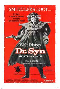 Dr. Syn, Alias the Scarecrow - 27 x 40 Movie Poster - Style A