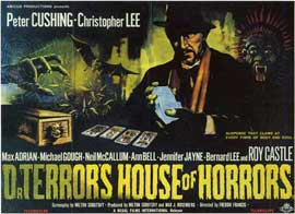 Dr. Terror's House of Horrors - 11 x 17 Poster - Foreign - Style A