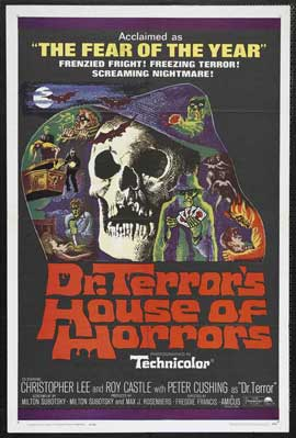 Dr. Terror's House of Horrors - 11 x 17 Movie Poster - Style A