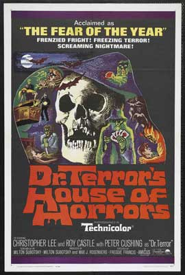 Dr. Terror's House of Horrors - 27 x 40 Movie Poster - Style A