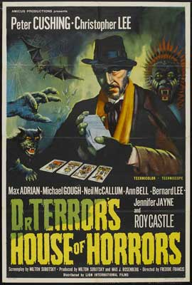 Dr. Terror's House of Horrors - 27 x 40 Movie Poster - UK Style A