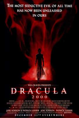 Dracula 2000 - 11 x 17 Movie Poster - Style A