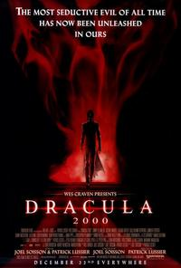 Dracula 2000 - 27 x 40 Movie Poster - Style A