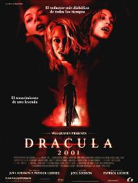 Dracula 2000 - 27 x 40 Movie Poster - Spanish Style A