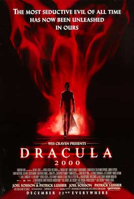 Dracula 2000 - 27 x 40 Movie Poster - Style C