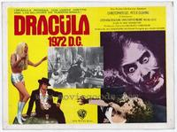 Dracula A.D. 1972 - 11 x 14 Movie Poster - Style A