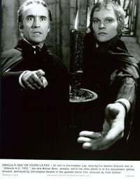 Dracula A.D. 1972 - 8 x 10 B&W Photo #1