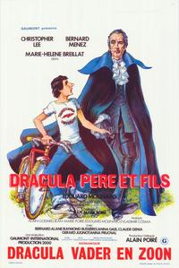 Dracula and Son - 27 x 40 Movie Poster - Belgian Style A