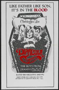 Dracula and Son - 27 x 40 Movie Poster - Style A