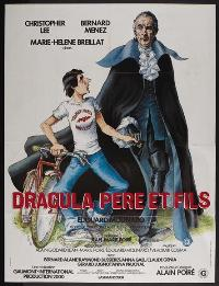 Dracula and Son - 11 x 17 Movie Poster - French Style A