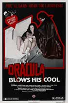 Dracula Blows His Cool - 11 x 17 Movie Poster - Style A