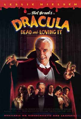 Dracula: Dead and Loving It - 11 x 17 Movie Poster - Style B
