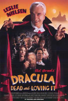 Dracula: Dead and Loving It - 27 x 40 Movie Poster - Style A