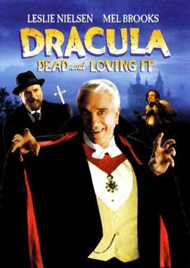 Dracula: Dead and Loving It - 27 x 40 Movie Poster - Style B