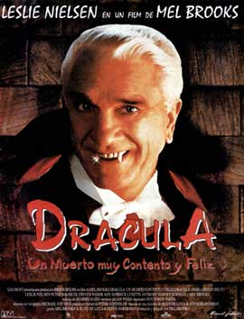 Dracula: Dead and Loving It - 43 x 62 Movie Poster - Spanish Style A