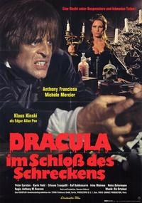 Dracula in the Castle of Blood - 11 x 17 Movie Poster - German Style A