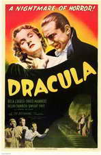Dracula - 11 x 17 Movie Poster - Style B