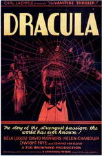Dracula - 11 x 17 Movie Poster - Style E