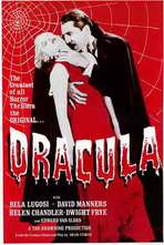 Dracula - 27 x 40 Movie Poster - Style A