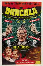 Dracula - 27 x 40 Movie Poster - Style C