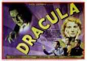 Dracula - 11 x 17 Movie Poster - Spanish Style A