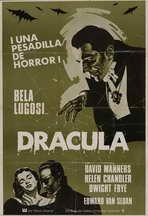 Dracula - 27 x 40 Movie Poster - Spanish Style B