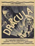 Dracula - 11 x 17 Movie Poster - Style N