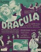 Dracula - 27 x 40 Movie Poster - Style I