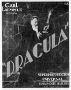 Dracula - 11 x 17 Movie Poster - Spanish Style C