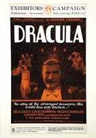 Dracula - 11 x 17 Movie Poster - Style P