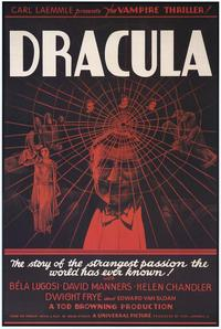 Dracula - 43 x 62 Movie Poster - Bus Shelter Style A