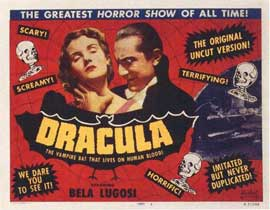 Dracula - 11 x 14 Movie Poster - Style B