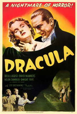 Dracula - 27 x 40 Movie Poster - Style G