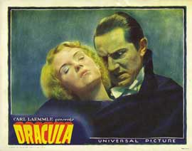 Dracula - 11 x 14 Movie Poster - Style J