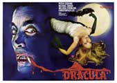 Dracula - 27 x 40 Movie Poster - German Style A