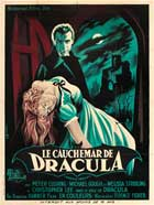 Dracula - 27 x 40 Movie Poster - French Style B