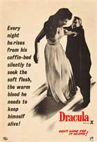 Dracula - 11 x 17 Movie Poster - Style F