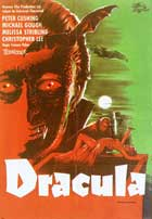 Dracula - 11 x 17 Movie Poster - German Style B