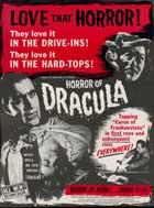 Dracula - 11 x 17 Movie Poster - Style I
