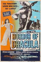Dracula - 27 x 40 Movie Poster - Style E
