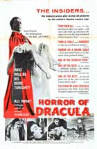 Dracula - 11 x 17 Movie Poster - Style K