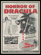 Dracula - 11 x 17 Movie Poster - Style L