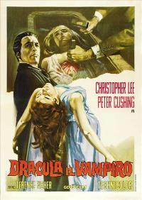 Dracula - 27 x 40 Movie Poster - Italian Style B
