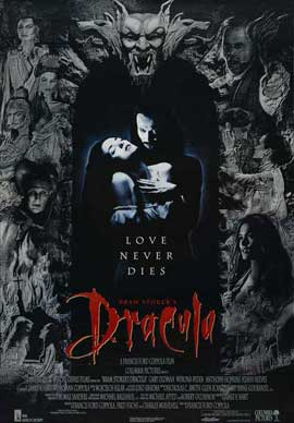 Dracula - 27 x 40 Movie Poster - Style B
