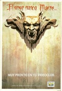Dracula - 11 x 17 Movie Poster - Spanish Style B