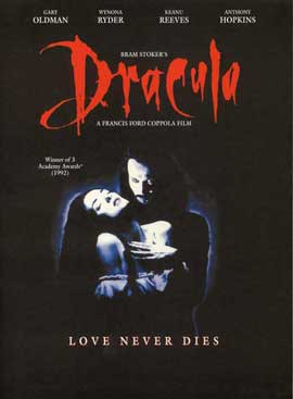 Dracula - 27 x 40 Movie Poster - UK Style A