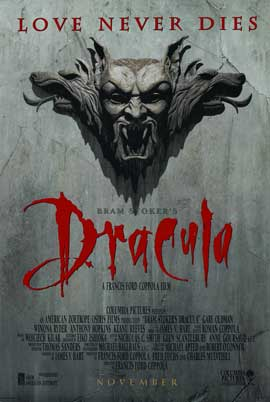 Dracula - 11 x 17 Movie Poster - Style D